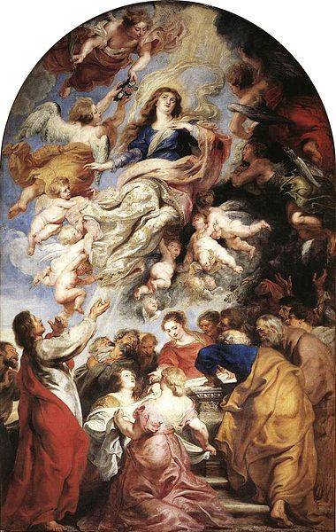 Zdroj: http://cs.wikipedia.org/ wiki/Soubor:Baroque_Rubens _Assumption-of-Virgin-3.jpg