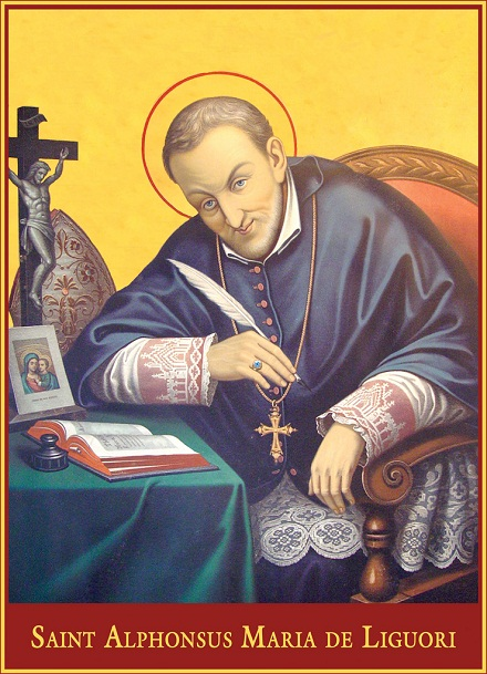 Saint Alphonsus Maria de Liguori, CC BY 2.0, flickr.com