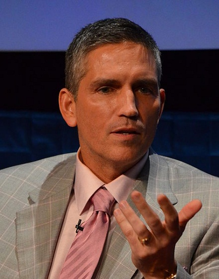 Jim Caviezel in May 2012, Genevieve, CC BY 2.0